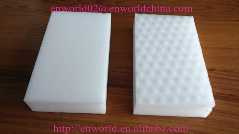 Eco-friendly nano sponge melamine foam sponge