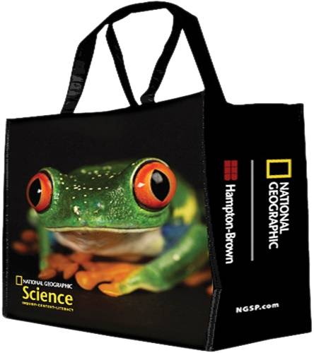 promotional sublimated non-woven shopping bag