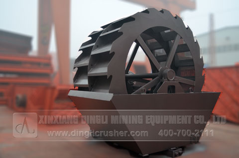 Sand Washing Machine for Higher Quality Material