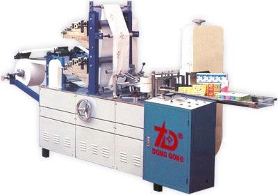 Printing/Embossing Napkin Machine (Dh-Cjj-200-400)