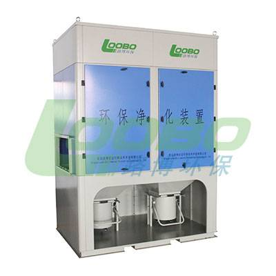 Industrial Cartridge filtration Dust Collector for Dust Collection system