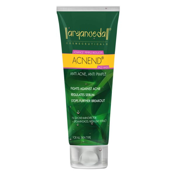 Anti Acnend Face Wash
