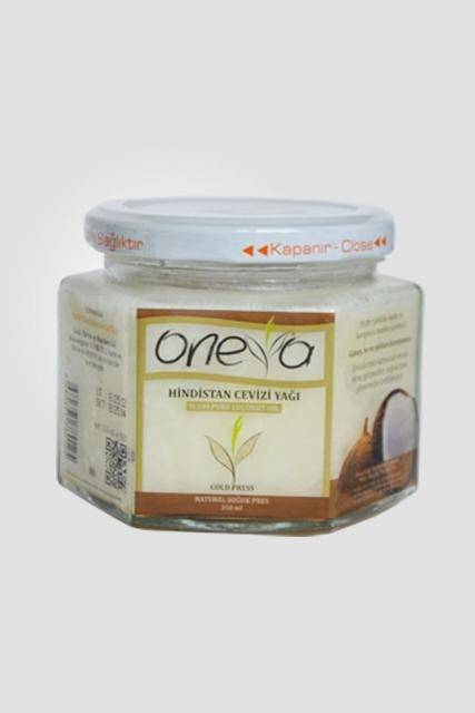 Oneva Brand First Cold Pressed Coconut Oil