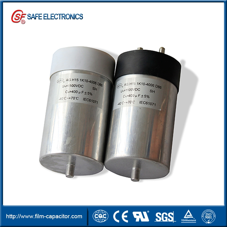 DC Link capacitor of wind power