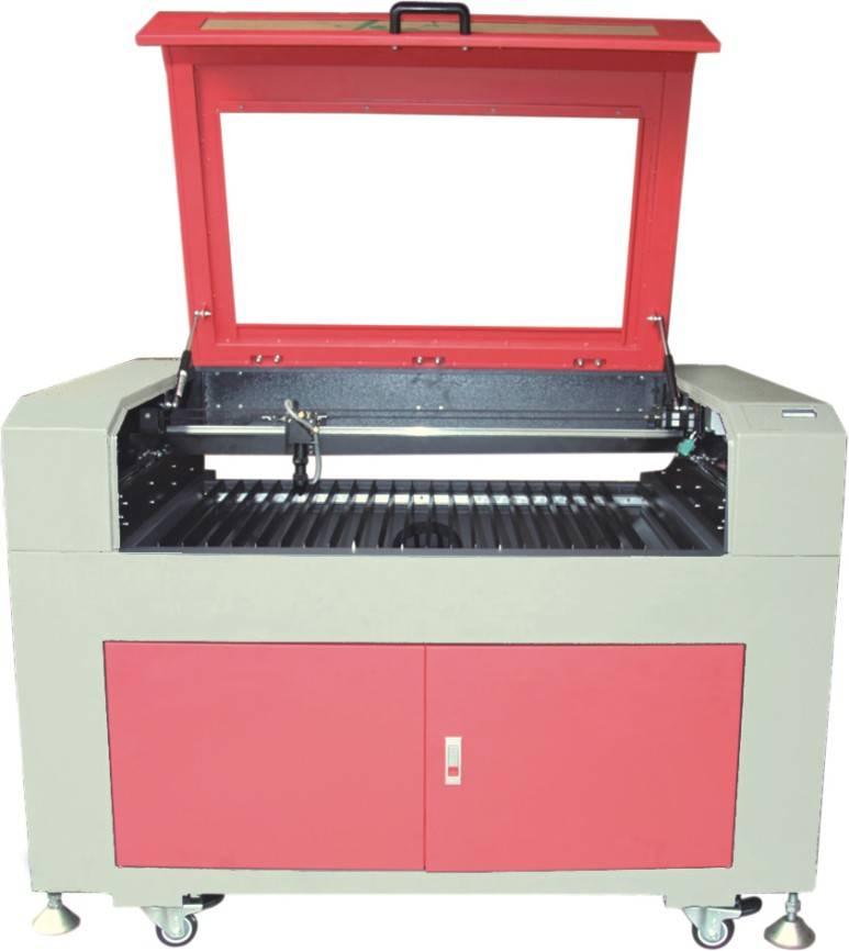 Small laser engraving cutting machine