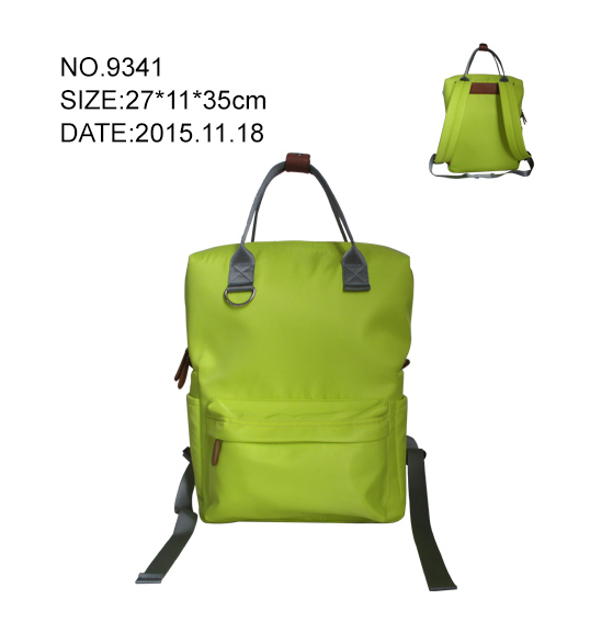 cute style OME casual sports backpack from china manufacturer