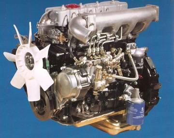 Xinchai 495 498 series diesel engines