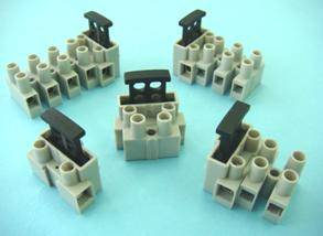 Fuse Terminal Blocks with Fuse Holder FT06