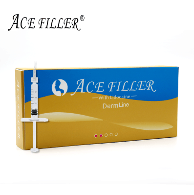 ACE Derm line 1ml injectable hyaluronic acid gel filler for enlarge lip