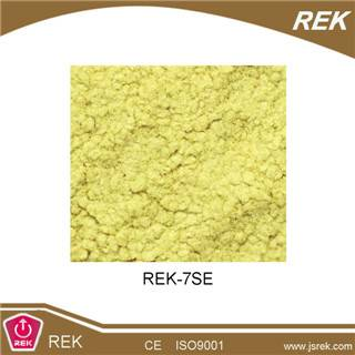REK-7SE Mineral enhancement fiber applied to brake pads