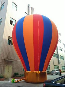 Promotional PVC Inflatable Sky Ball