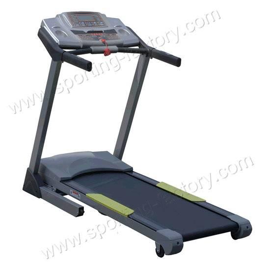 K-307A-1 Motorized Treadmill / Electric Running Machine / Folding Motorized Treadmill