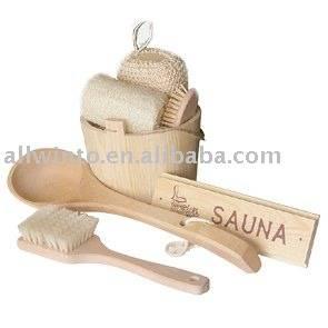 Wooden Sauna accessories