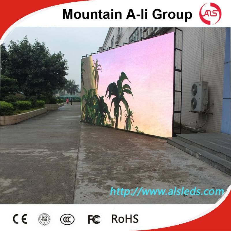 P10 Outdoor LED Display Panel LED Screen for stadium/advertising