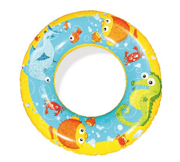 Swimming ring, swimming tube