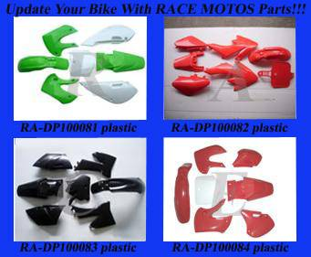 Dirt Bike Spare Parts