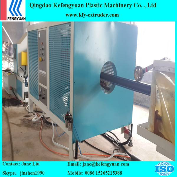 pe pipe making machine for sale made in China