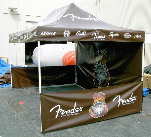 Feng Yushun folding outdoor tent order processing