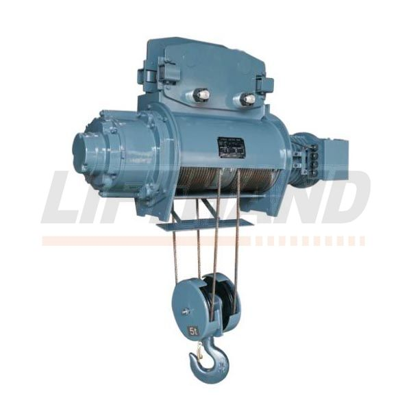 Hitachi Type Electric Chain Hoist with Double Limit Switch 5 Ton