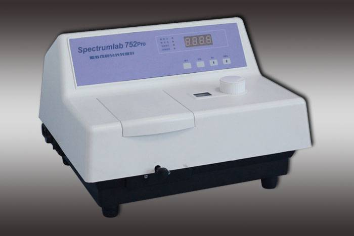 752 PRO uv visible optical emission spectrometer