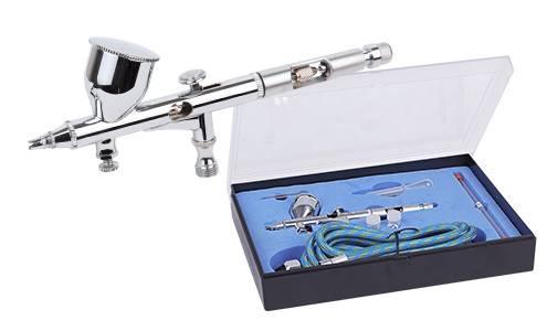 Double Action Airbrush Kit Ab-180k