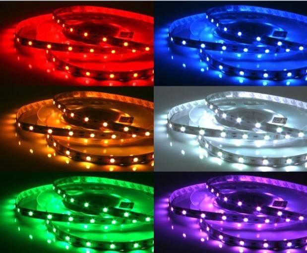 SMD5730 Flexible LED Strip Light for Decoration