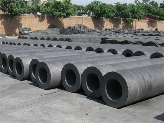Graphite electrode for EAF, LF, furnace