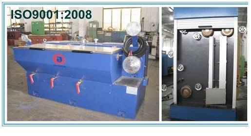 Intermediate Wire Drawing Machine for Brass Wire