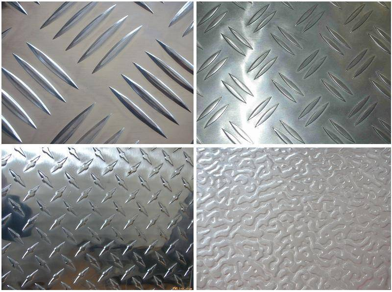 Endurable aluminum sheets for African market