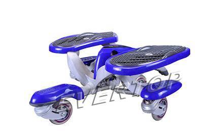 Eaglider skateboard, four wheels skateboard, CE approval