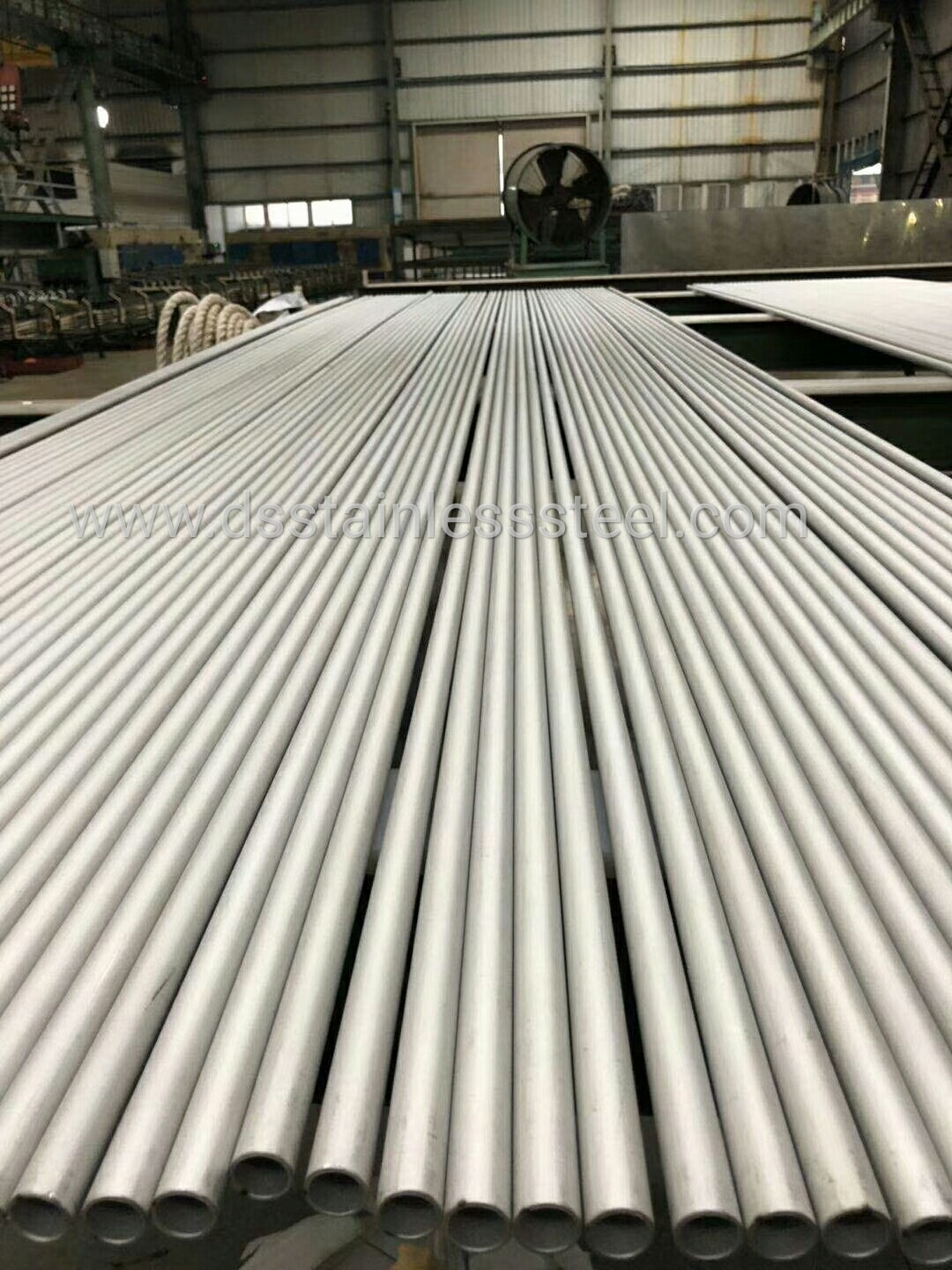 Annealed Pickled Stainless Steel Tube