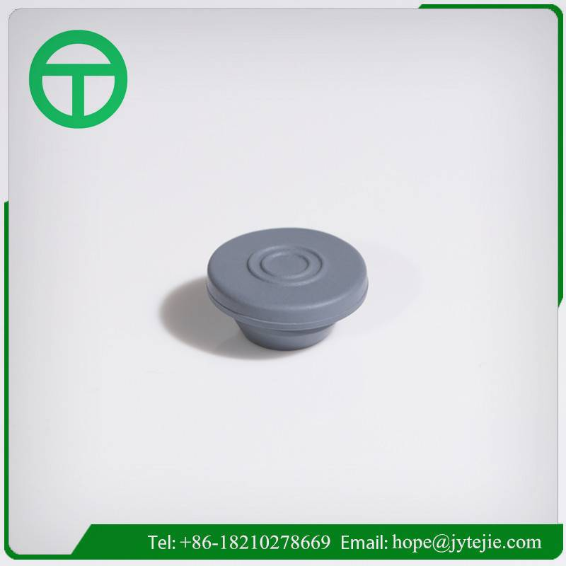 20mm Butyl Rubber Stopper for liquid and powder medicine