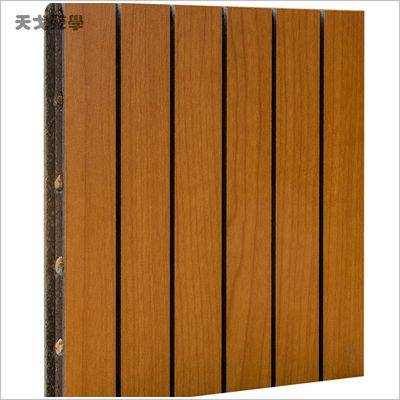 Tiange acoustic wall panel high density acoustic panel