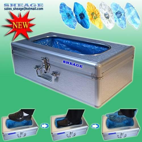 Sanitary Footwear Dispenser, Shoe Cover Machine, Shoe Cover Dispenser SFD-A202
