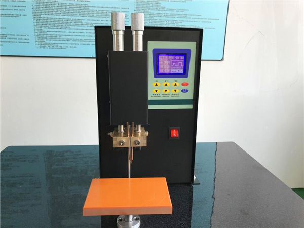 Professional energy storage DC spot welding machine which is good