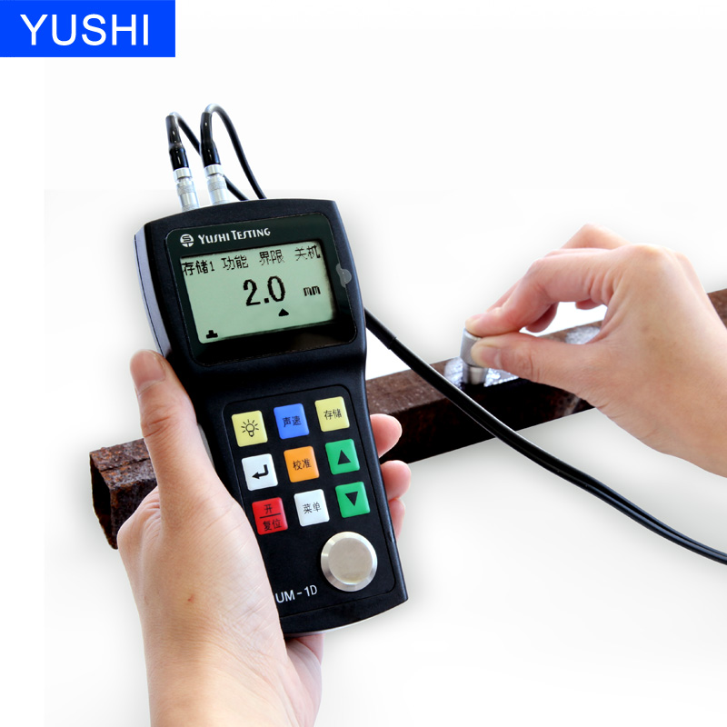 thickness equipment digital magnamike portable ultrasound thickness gauge meter