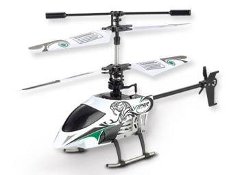 4.5ch R/C Alloy Helicopter with Gyro
