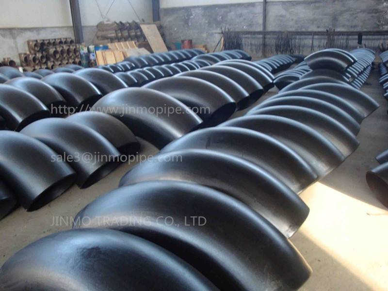 SEAMLESS STEEL ELBOW 90DEG