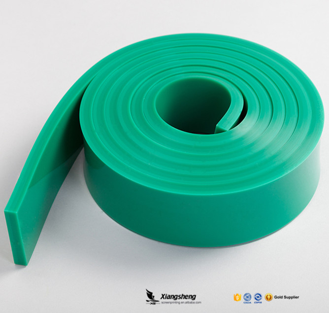 Wholesale screen printing pu roller squeegee rubber blade