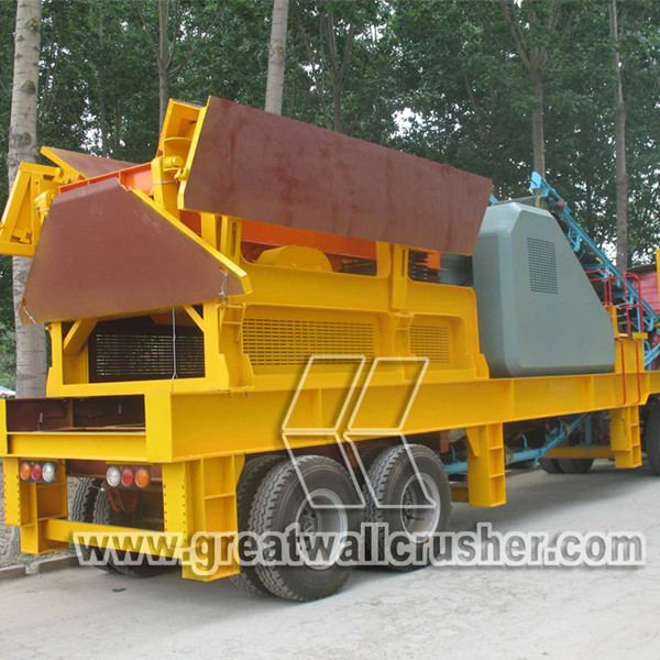 Mobile crushing and screening plant for sale south africa