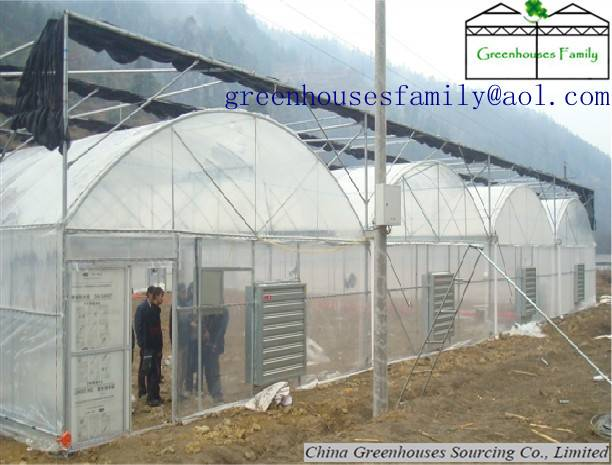 Greenhouses China