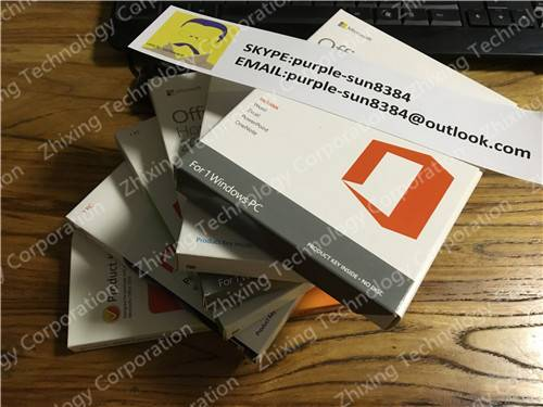 office 2010 home and business Key Code Microsoft Corp direct shipment No intermediate link fpp