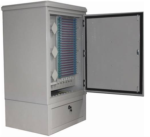Optical Cross Cabinet FCC-288F-S