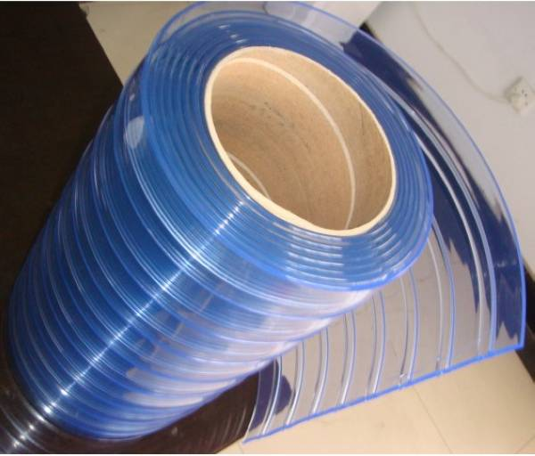 Standard Transparent PVC Strip Curtain
