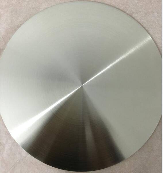 high purity metal Nickel Ni sputtering target