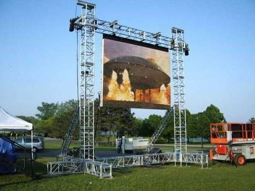 Big Event LED Screen Hanging Truss