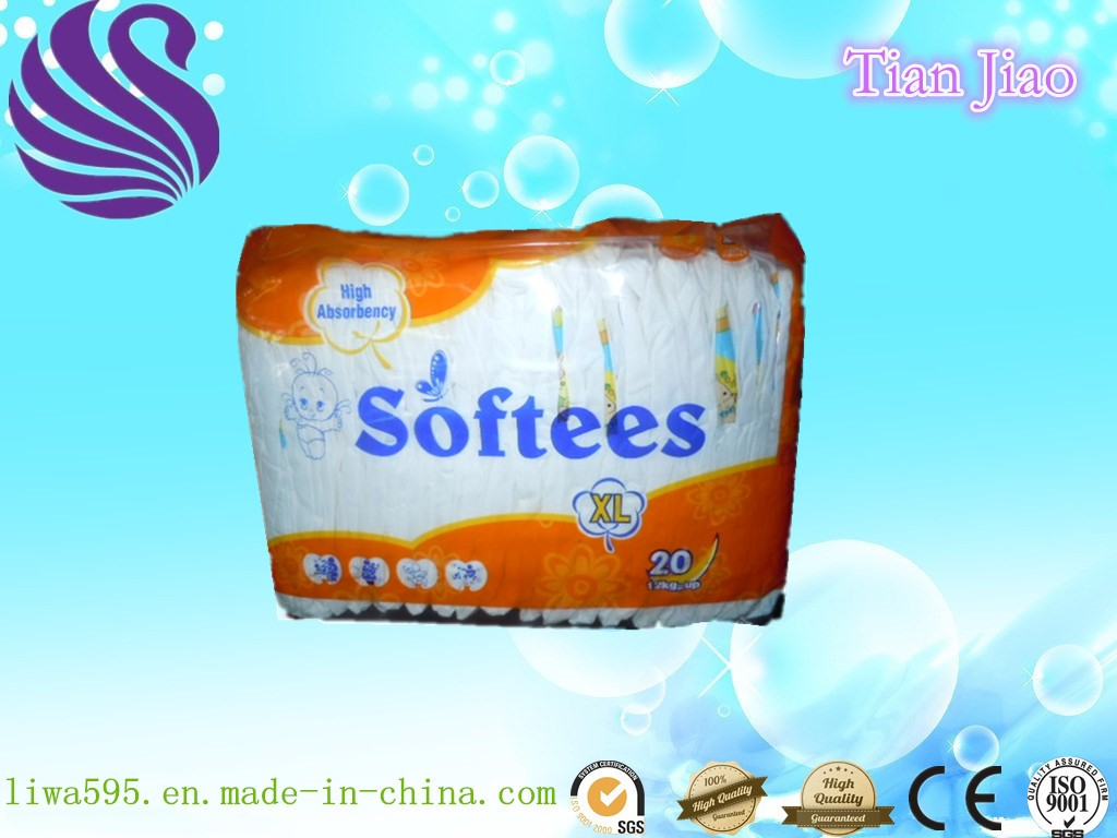 High quality disposable baby diaper manufacturers in china