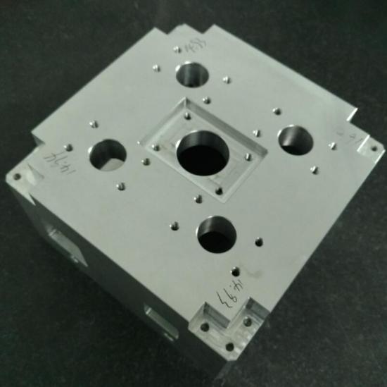 Precision Machined Cnc Part