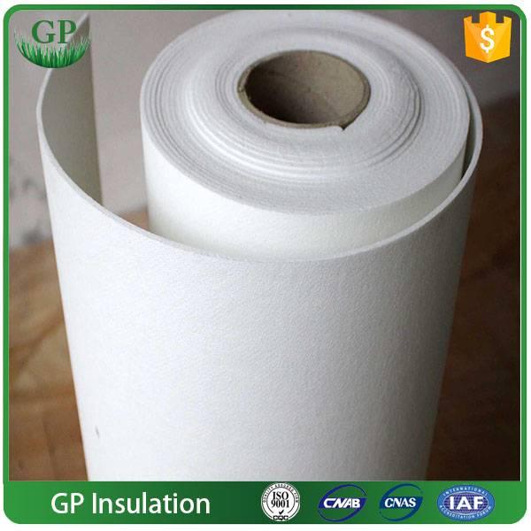 thermal insulation ceramic fiber paper