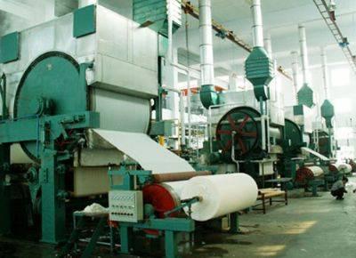 1092 Toilet/tissue paper making machine